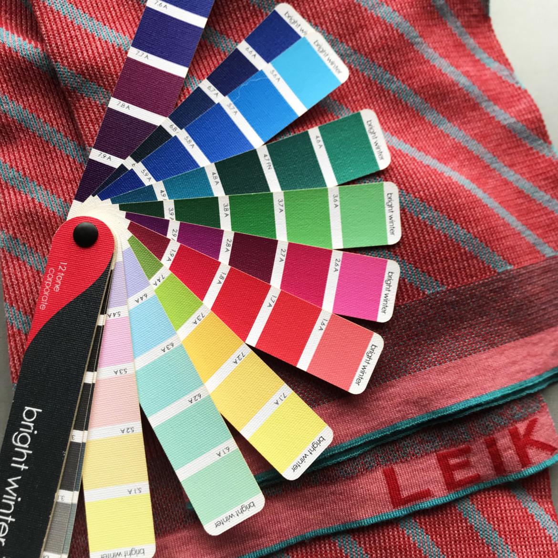 LEIK Knitwear scarf